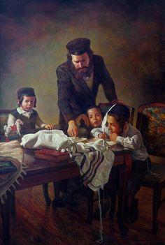 The Three Sons. Artist: Boris Dubrov
