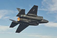 F-35A in Flight by Lockheed Martin