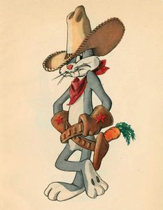 The Life Story of Bugs Bunny, A Hare Grows In Manhattan, Coronet Magazine, December 1945.