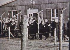 Women's Barracks at the Frøslev Prison Camp Nationalmuseets Samlinger Online