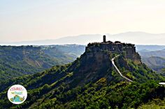 Tour Civita di Bagnoregio On The Roman Guy's Private Day Trip From Rome: Experience The City In The Clouds #Italy #Rome #Travel