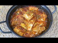 국물까지 밥도둑 뚝배기 감자조림 맛있게 하는법-Korean Food,Glazed Potatoes - YouTube
