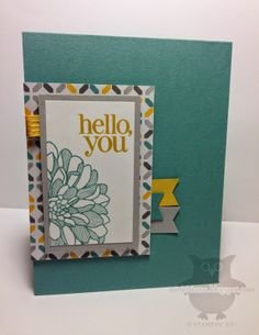 Stampin' Up! Regarding dahlias; Dani's Thoughtful Corner: It's here!