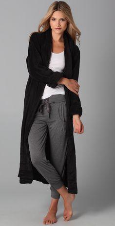 Bop Basics Long Robe   SHOPBOP