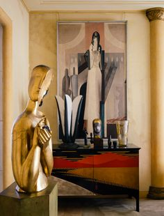 1000 images about art deco on pinterest art deco for Mobilia uno furniture
