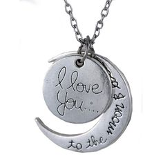 Sun Moon Pendant Necklace (140 DOP) ❤ liked on Polyvore featuring jewelry, necklaces, accessories, pendant jewelry and pendant necklace