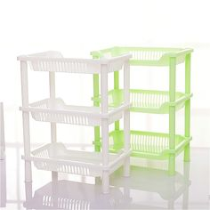 Multifunction Bathroom Shelves Kitchen Storage Rack Square Plastic Bathroom Desktop Makeup Storage Rack Green-in Storage Holders & Racks from Home & Garden on Aliexpress.com | Alibaba Group