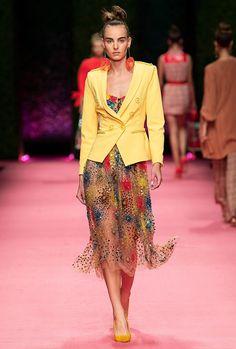 Elisabetta Franchi Primavera Estate 2019 Fashion Show Moda Di Lusso 0398081c382
