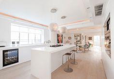 Un magnifique loft appartement londonien