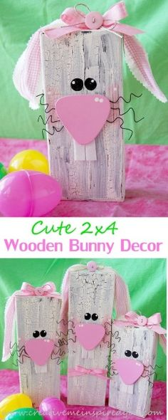 50 DIY Easter Crafts for AdultsWe just published our Easter Craft Ideas for Kids… - Crafts 2019 Spring Crafts, Holiday Crafts, Holiday Fun, Festive, Easter Crafts For Adults, Crafts For Kids, Kids Diy, Craft Ideas For Adults, Adult Crafts