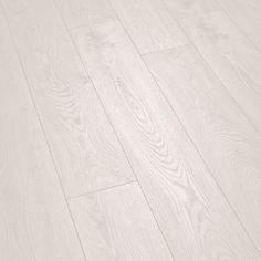 Premium Laminate Davos Oak White 12mm Flooring
