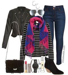 17f8323373137 Nordstrom Fall Sale – Plus Size Picks - Part 2. Plus Size Black   Plaid  Outfit ...