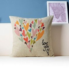 Loving this super stylish Urban Sweetheart pillow