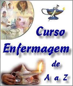 Curso - Enfermagem de A a Z; Veja em detalhes neste site http://www.mpsnet.net/1/295.html
