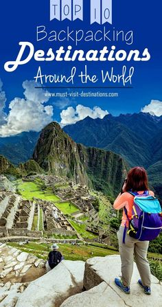 In a nutshell, a destination where you get more for less. If you too wish to travel on a shoestring budget, here are the top 10 backpacking destinations around the world. Top Travel Destinations, Nightlife Travel, Budget Travel, Travel Tips, Travel Stuff, Travel Guides, Backpacking South America, Backpacking Europe, Lonely Planet