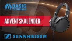 #Adventskalender: Sennheiser HD 4.30G Kopfhörer #Gewinnspiel
