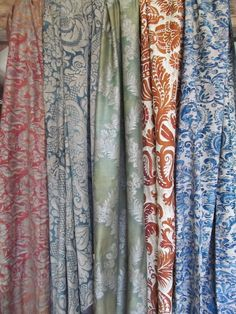 Love Fortuny fabric
