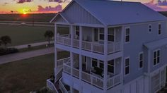 This beautiful home is perfect for your next summer vacation in Galveston Texas