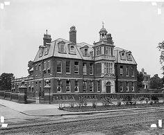The Skinners' Company's School For Girls, 117 Stamford Hill, Stoke Newington, 19 Jun 1891