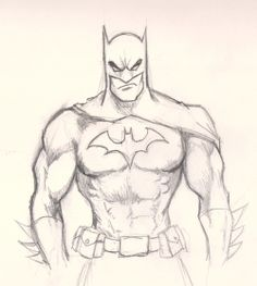 Very cool drawing of Batman!!!!!