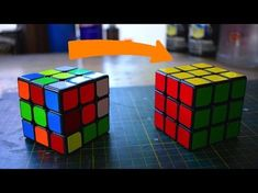 How to Solve the Rubik's cube! (universal solution) - YouTube
