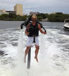 Rocketman Jetpack Personal Flight Experience in Fort Lauderdale, FL
