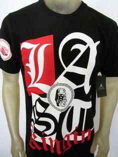 NWT Last Kings by Tyga Diamond men's black skate Urban tee shirt XL #lastkings #GraphicTee