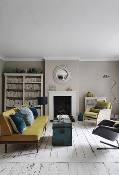 A rustic home with a bit of anedge - desire to inspire - desiretoinspire.net (Gabrielle Blackman)
