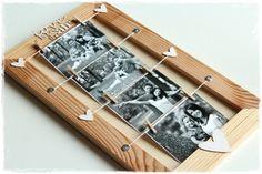 Home Decor - Foto rámeček na zeď - Home Decor DIY