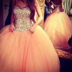 <3 this prom dress!!