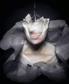 "Saatchi Online Artist Yuichi Ikehata; Photography, ""Fiction and Reality No.4 (Silent)"" #art"