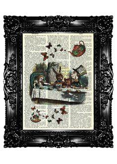 A travers le miroir alice on pinterest alice in for Balthus alice dans le miroir