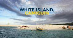 White Island, Mambajao, Camiguin