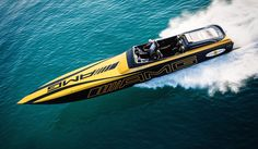 Mercedes-AMG Inspired Cigarette Boat Delivers Blow-Your-Hair-Back Power and Style