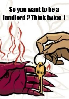 Do you have a good tenant or bad tenant ?