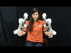Introducing HARMONY, an Advanced Rehabilitation Robot - YouTube