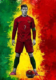 Ronaldo Portugal  euro2016