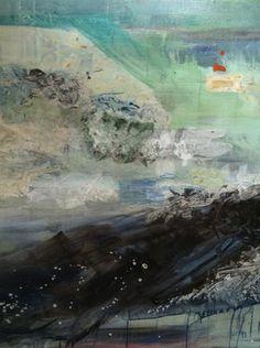 "Saatchi Online Artist Kate Register; Painting, ""Creat"" #art #BarnabyFurnas"