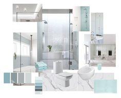 """санузел"" by olga-ledinina on Polyvore featuring interior, interiors, interior design, дом, home decor, interior decorating, Senso, Aquanova и Charter Club"