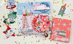Blog, Diy, Ideas, Card Tutorials, Greeting Cards, Letters, Xmas, Blue Prints, Bricolage
