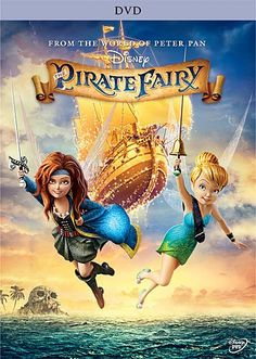 Disney The Pirate Fairy