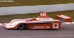 Jacques Villeneuve, Sr. - Frissbee-Galles GR3 Chevrolet - Canadian Tire Racing - Labatt's Can-Am - Can-Am Mosport - 1983 SCCA Can-Am Challenge, round 1 - © Chris Mann