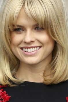 Alice Eve ~ daughter of Trevor Eve and Sharon Maughan