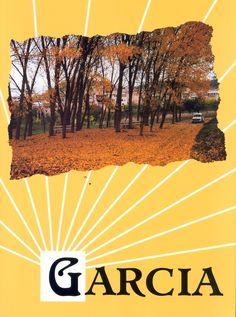 Recull de notes històriques de la Vila de Garcia. Móra d'Ebre : [s.n.], 2004 (Móra d'Ebre : imprenta Ebro)