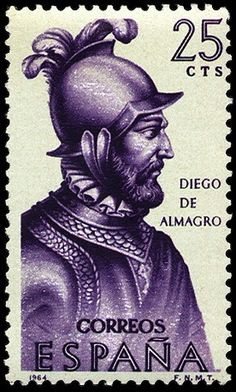 1622 Conquistador, Stamp Collecting, Postage Stamps, Spain, World, Chile, Europe, Beautiful, The World