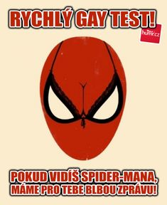 Quick gay test: If you see a spiderman, we have a stupid message for you - you belongs to 4 percent community of men. Black Jokes, Sad Stories, Good Jokes, Haha, Motivational Quotes, Funny Pictures, Funny Memes, Songs, Spiderman