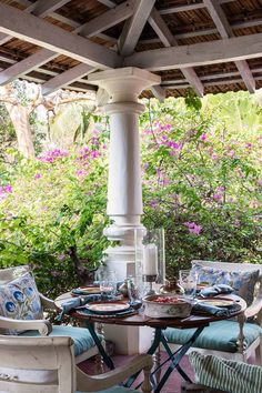 Alice von Baum's enchanting Goa home will have you dreaming of summer