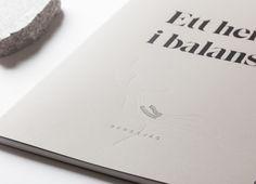 Ett hem i balans – Publication on Behance