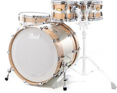 pearl custom drum kit ooh aah one of these days we will upgrade him to an awesome kit. Black Bedroom Furniture Sets. Home Design Ideas