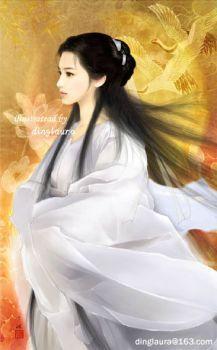 XiaoLongNu by dinglaura